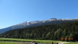 422 Horseriding in Skegway Alaska USA