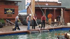 659 Lumberjack Show, Ketchikan, Alaska, USA